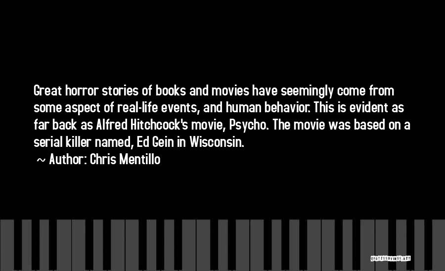 Life From Books And Movies Quotes By Chris Mentillo