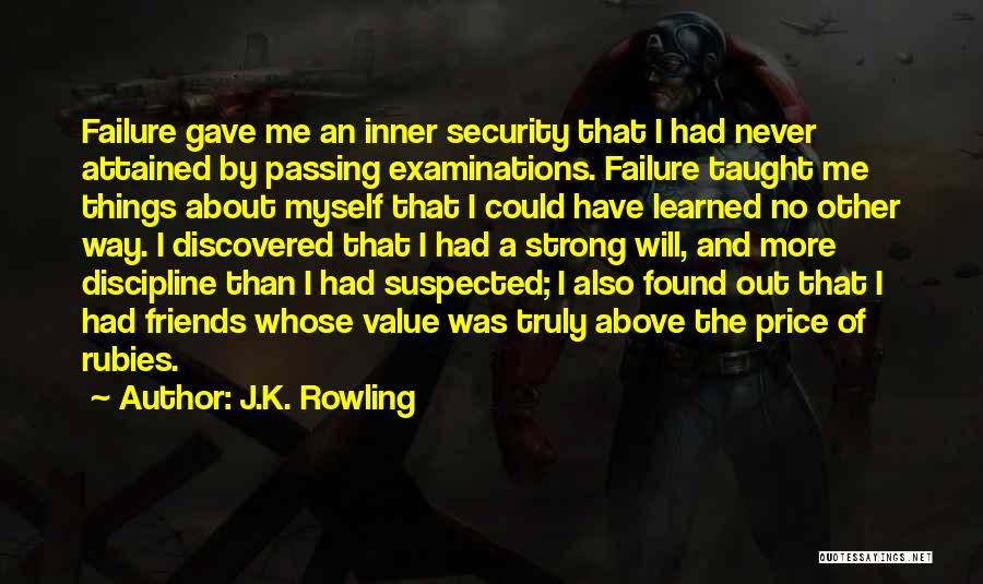 Life Gave Me Quotes By J.K. Rowling