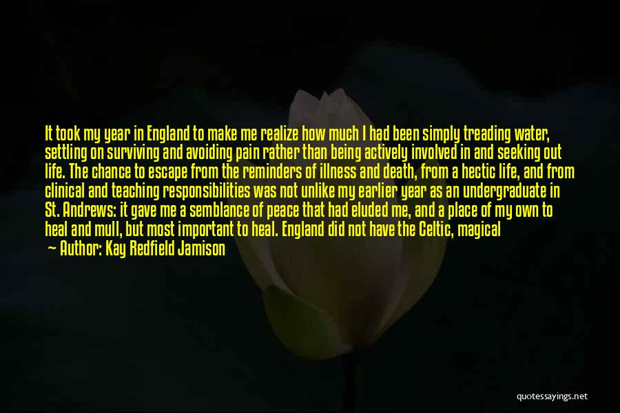 Life Gave Me Quotes By Kay Redfield Jamison