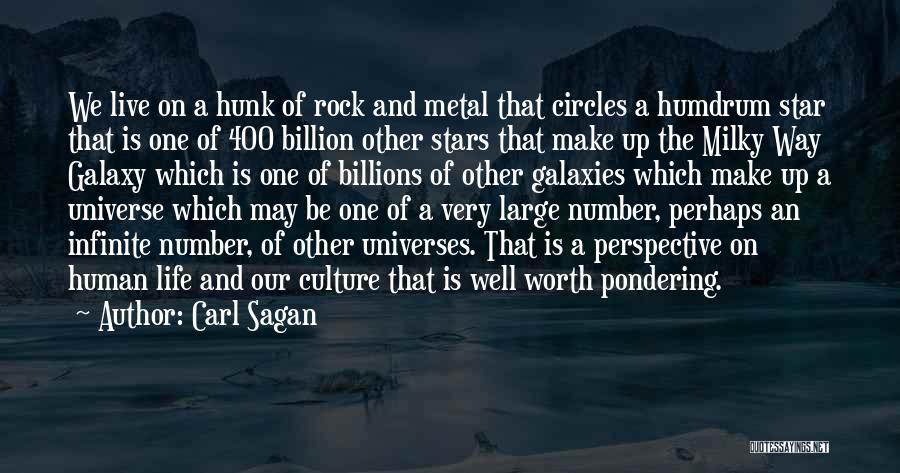 Life Goes In Circles Quotes By Carl Sagan