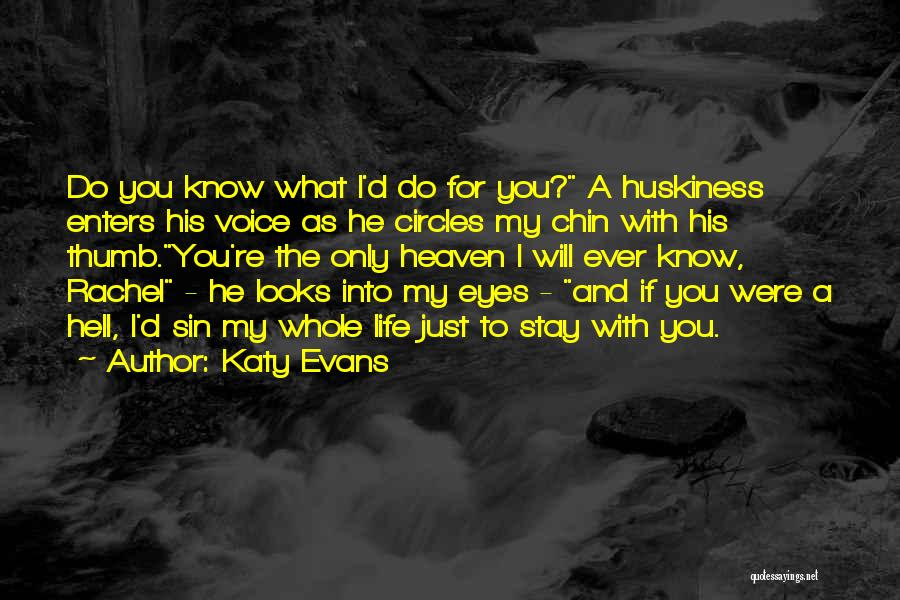 Life Goes In Circles Quotes By Katy Evans