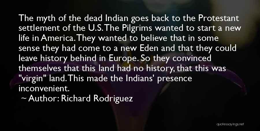 Life Goes Quotes By Richard Rodriguez