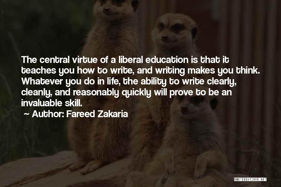Life Goes So Quickly Quotes By Fareed Zakaria