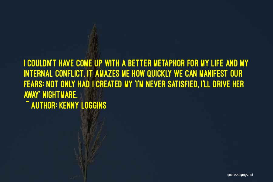 Life Goes So Quickly Quotes By Kenny Loggins