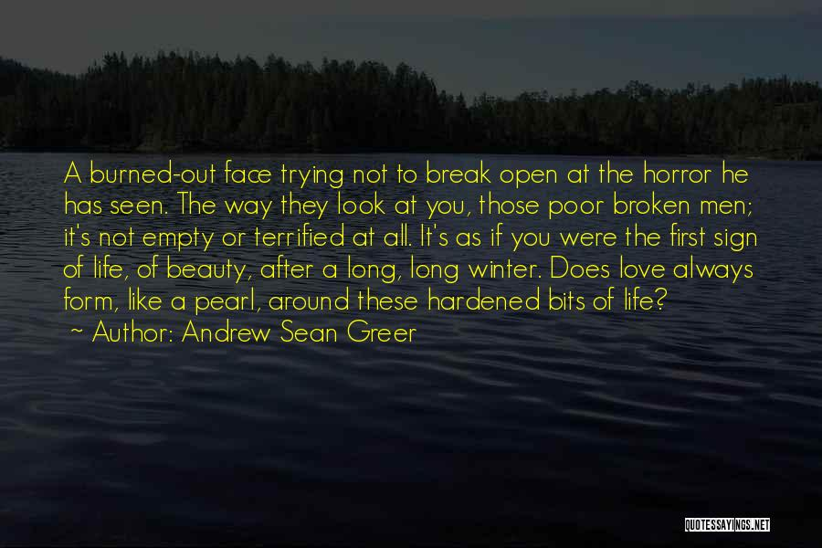 Life Going On After A Break Up Quotes By Andrew Sean Greer
