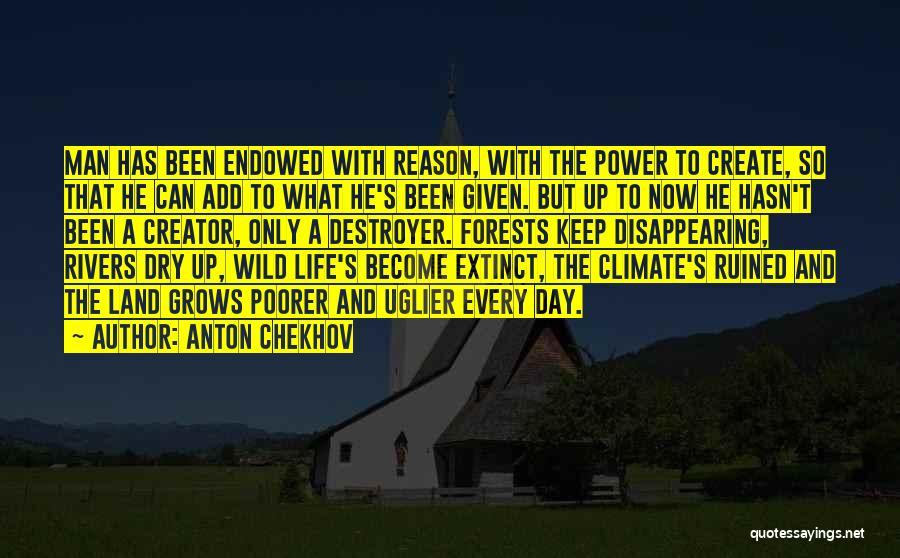 Life Grows Quotes By Anton Chekhov