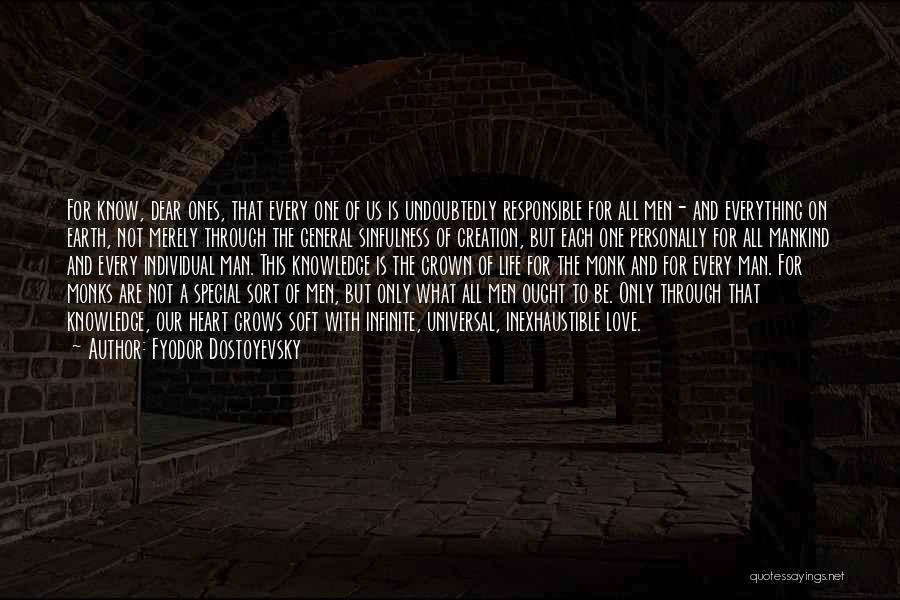 Life Grows Quotes By Fyodor Dostoyevsky