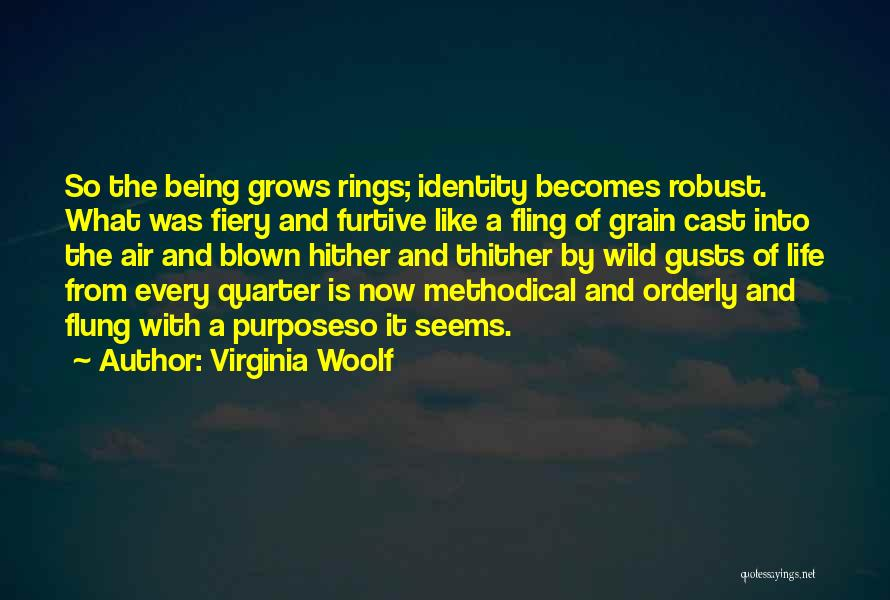 Life Grows Quotes By Virginia Woolf