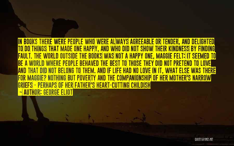 Life Happy And Sad Quotes By George Eliot