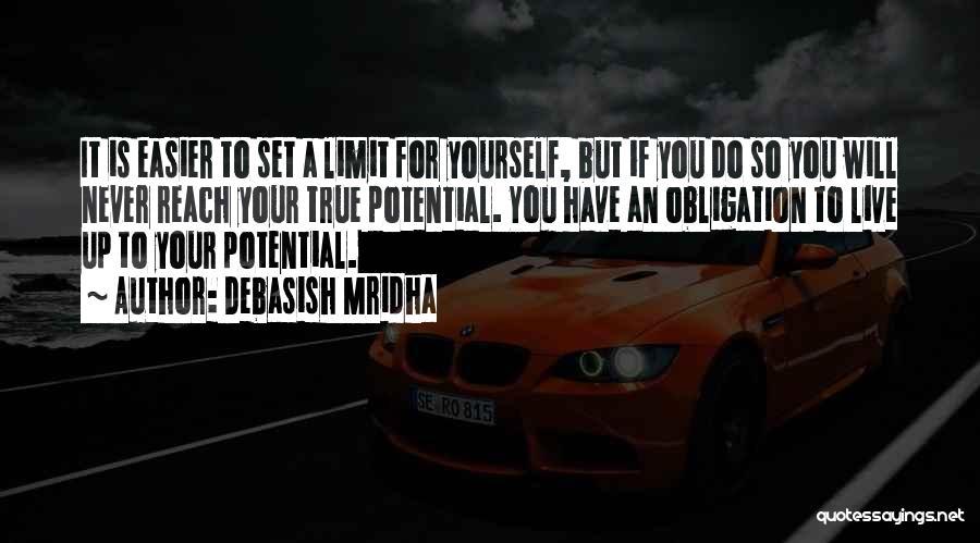 Life Has No Limit Quotes By Debasish Mridha