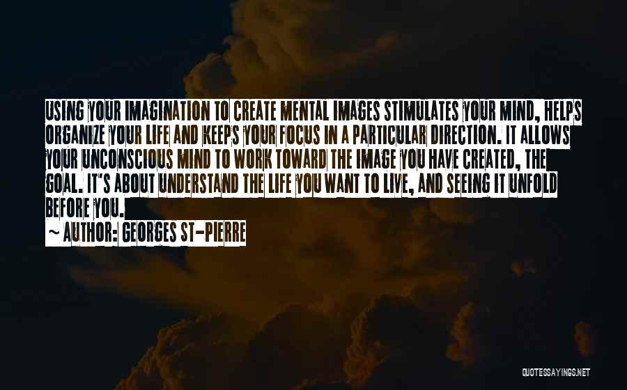 Life Images Quotes By Georges St-Pierre