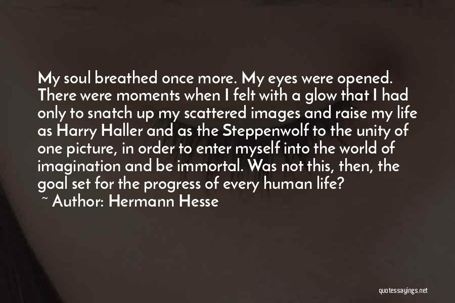 Life Images Quotes By Hermann Hesse