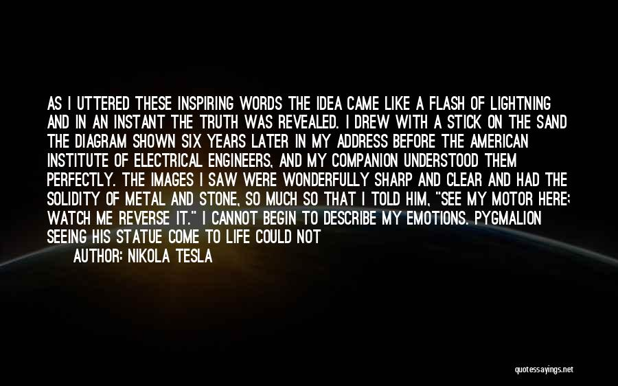Life Images Quotes By Nikola Tesla
