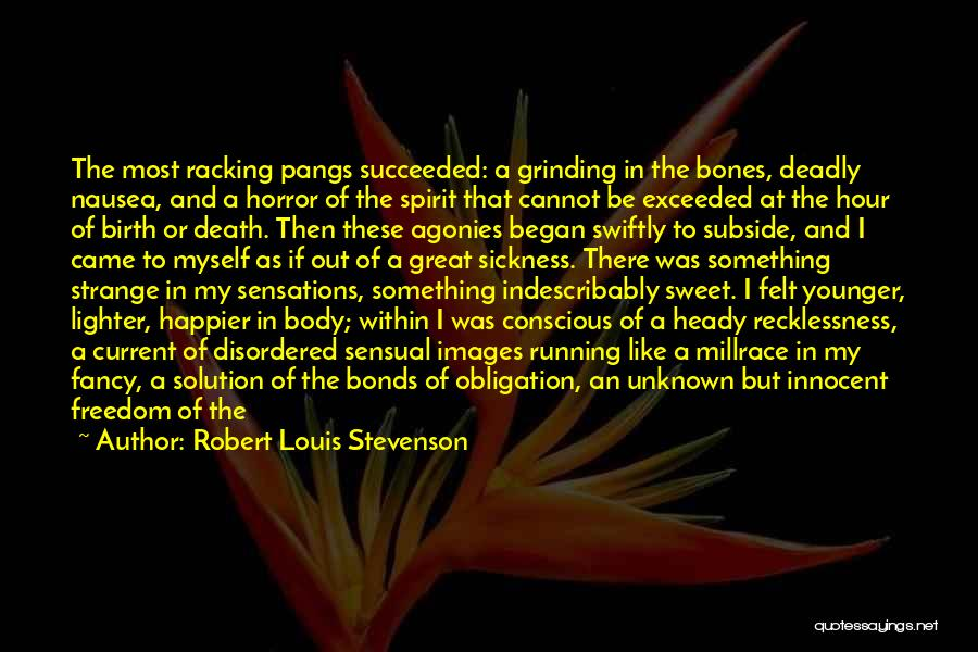 Life Images Quotes By Robert Louis Stevenson