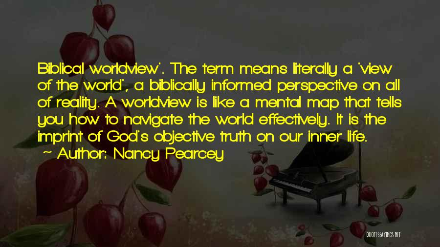 Life Imprint Quotes By Nancy Pearcey