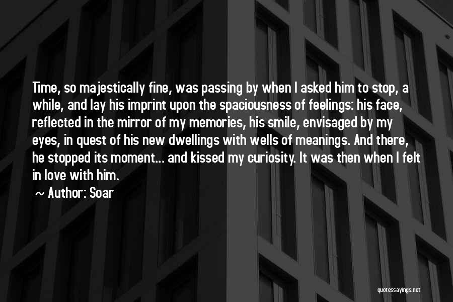 Life Imprint Quotes By Soar