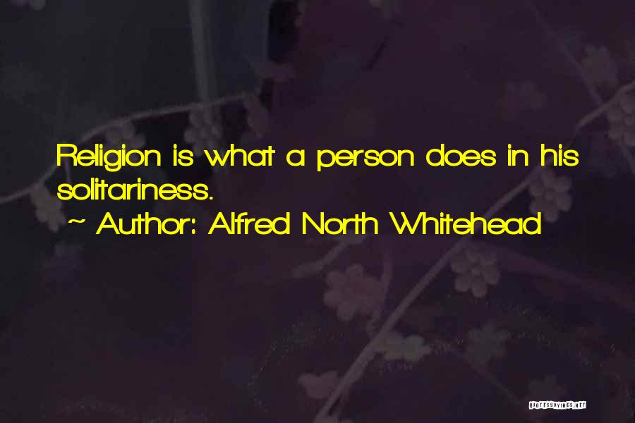 Life Inspirational Quotes By Alfred North Whitehead