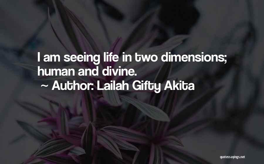 Life Inspirational Quotes By Lailah Gifty Akita
