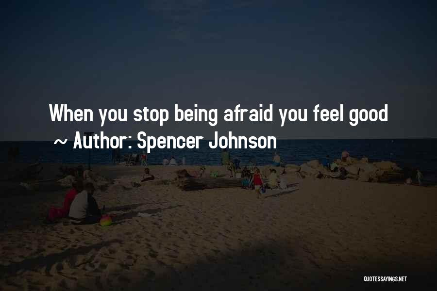 Life Inspirational Quotes By Spencer Johnson