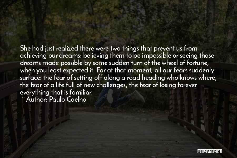 Life Is Full Of Change Quotes By Paulo Coelho