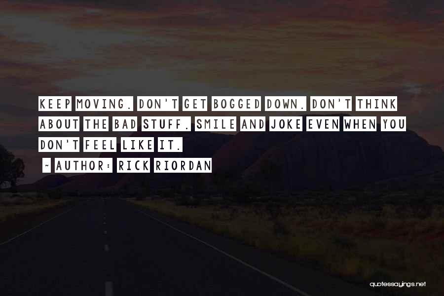 Life Is Just A Joke Quotes By Rick Riordan