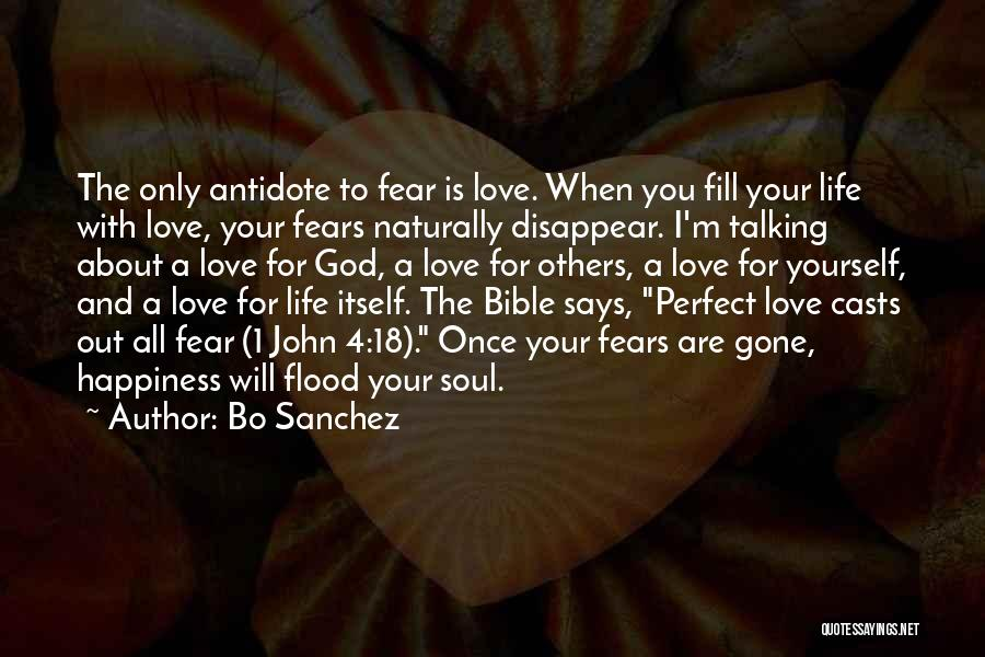 Life Is Perfect With You Quotes By Bo Sanchez