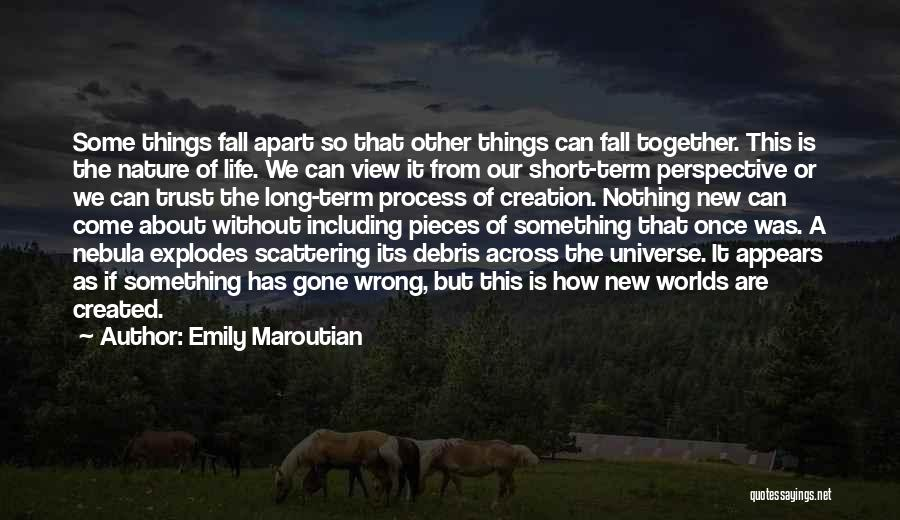 Life Is Short So Quotes By Emily Maroutian