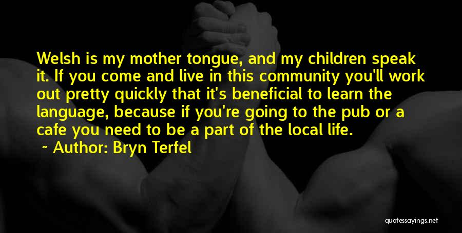 Life Live And Learn Quotes By Bryn Terfel