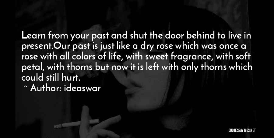 Life Live And Learn Quotes By Ideaswar