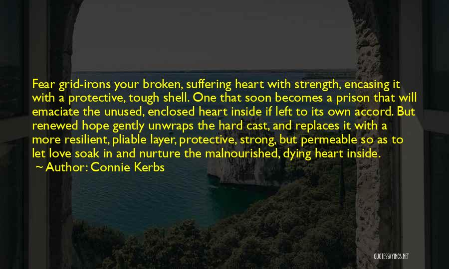 Life Love And Forgiveness Quotes By Connie Kerbs