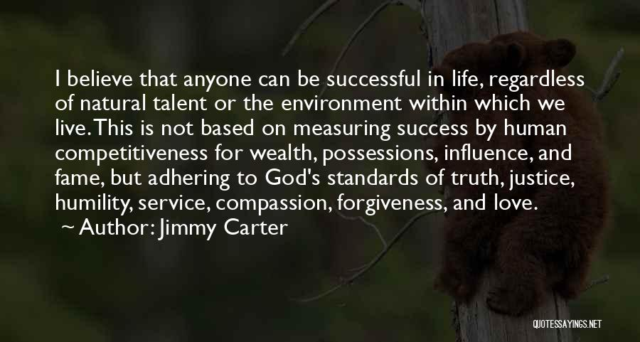 Life Love And Forgiveness Quotes By Jimmy Carter