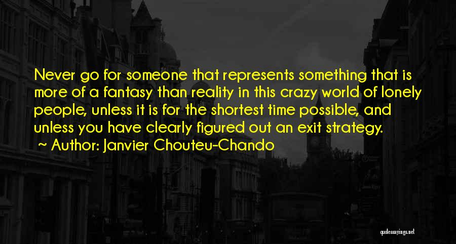 Life Love And Regret Quotes By Janvier Chouteu-Chando