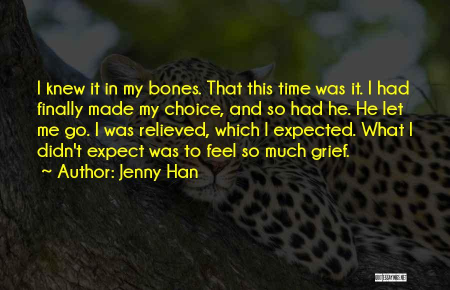 Life Love And Regret Quotes By Jenny Han