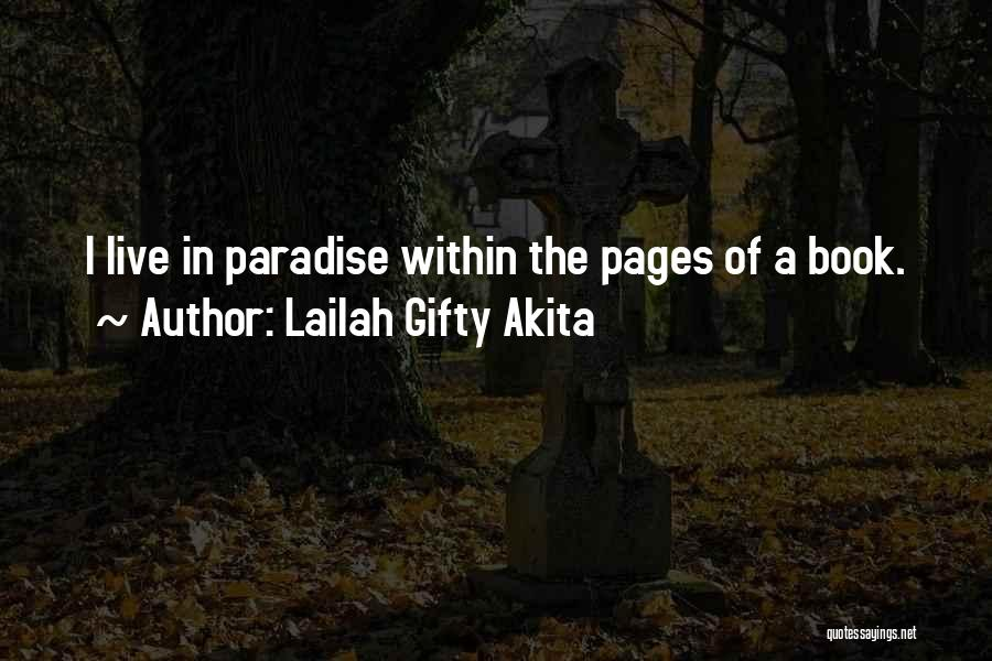 Life Lover Quotes By Lailah Gifty Akita