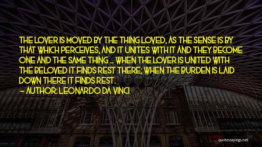 Life Lover Quotes By Leonardo Da Vinci