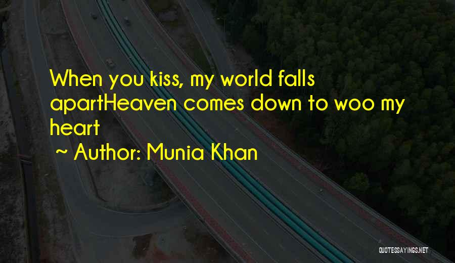Life Lover Quotes By Munia Khan