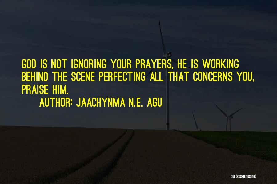 Life N Joy Quotes By Jaachynma N.E. Agu