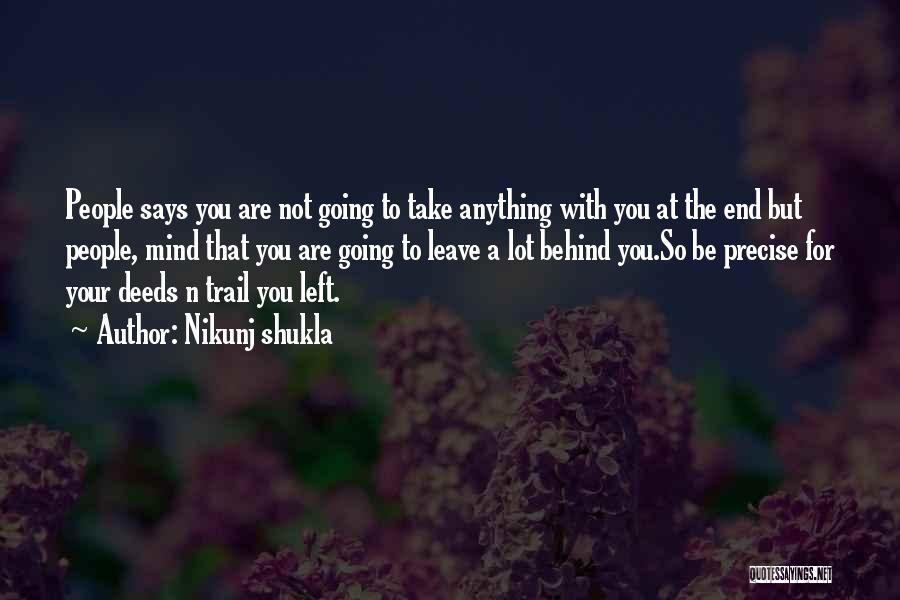 Life N Joy Quotes By Nikunj Shukla