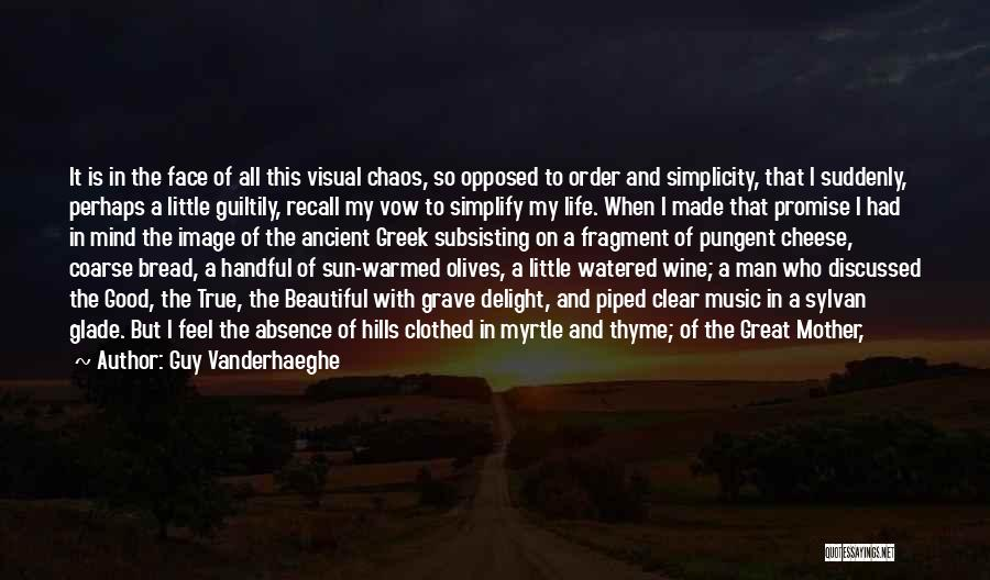Life Of Music Quotes By Guy Vanderhaeghe