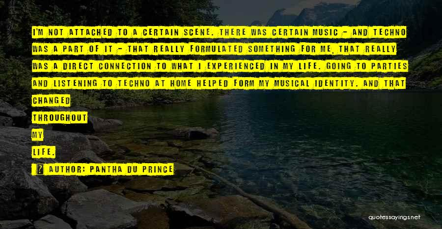 Life Of Music Quotes By Pantha Du Prince