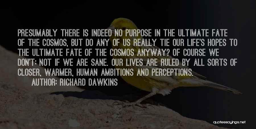 Life Of Purpose Quotes By Richard Dawkins