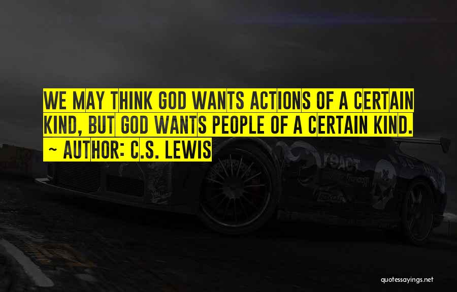 Life Of Wisdom Quotes By C.S. Lewis