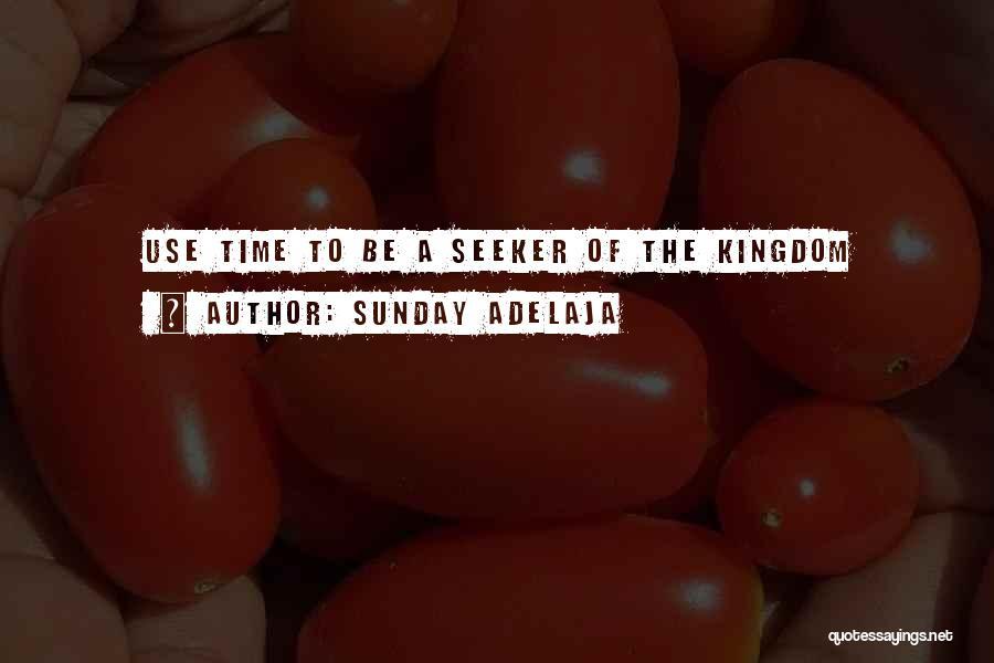 Life Of Wisdom Quotes By Sunday Adelaja