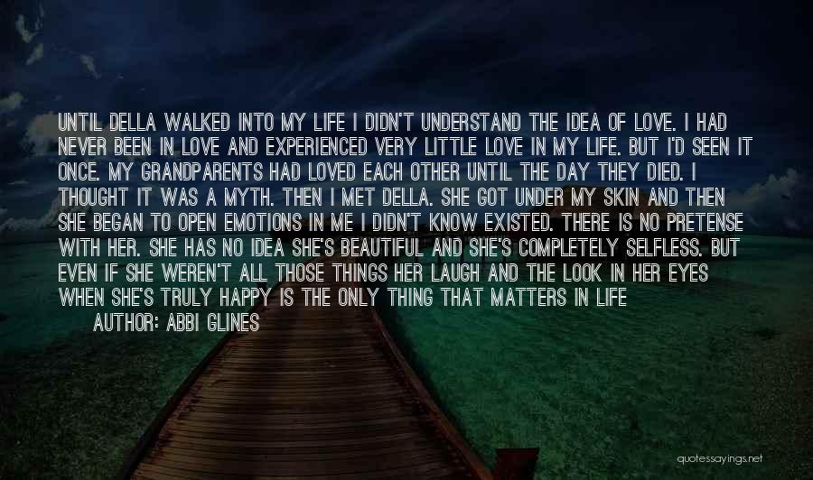 Life Open Book Quotes By Abbi Glines