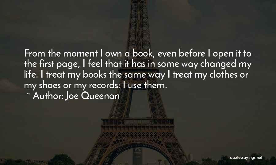 Life Open Book Quotes By Joe Queenan