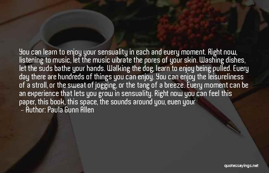 Life Open Book Quotes By Paula Gunn Allen