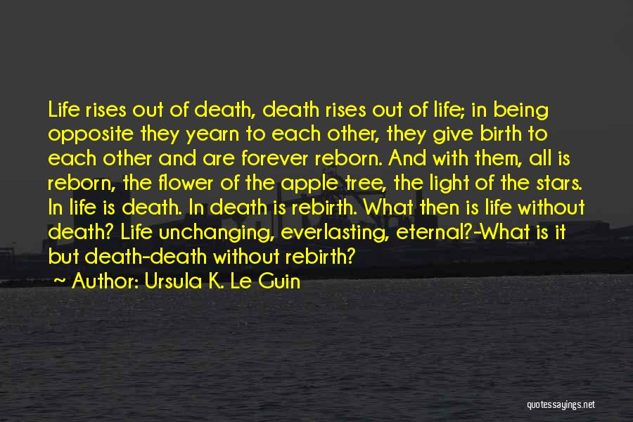 Life Out Of Balance Quotes By Ursula K. Le Guin
