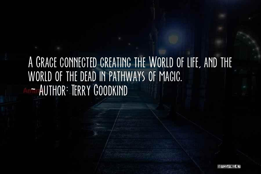Life Pathways Quotes By Terry Goodkind