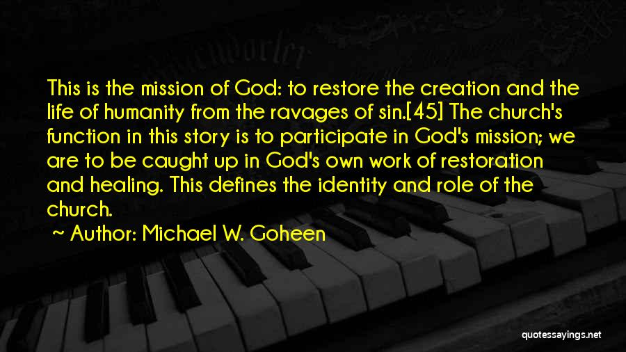 Top 67 Life Restoration Quotes & Sayings