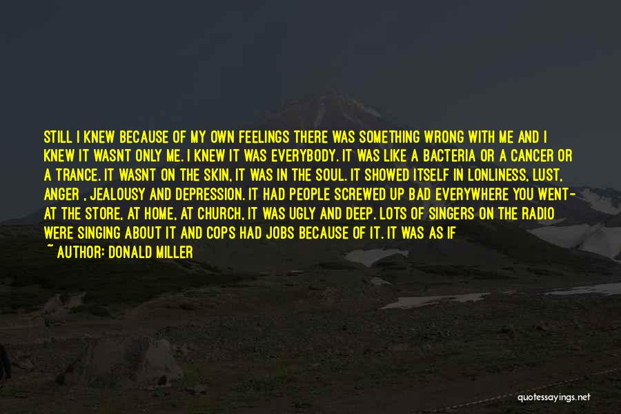 Life Singers Quotes By Donald Miller